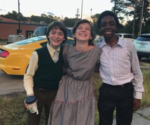 stranger things, strangerthings, and finn wolfhard image