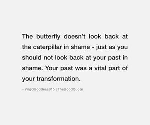 past, quote, and quotes image