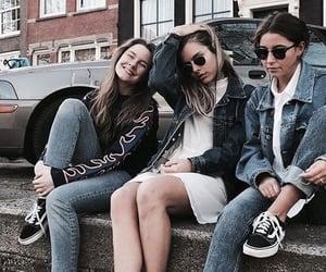 city, fashion, and pose image