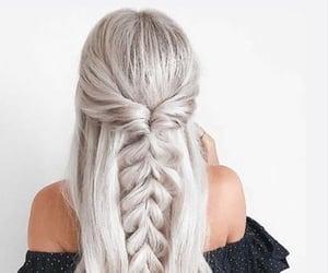 beautifull, blonde hair, and girl image