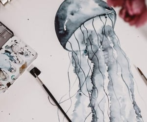 painting and watercolor image