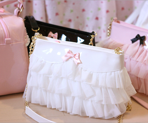 acessories, clutch, and girly image