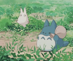 90s, totoro, and aesthetic image