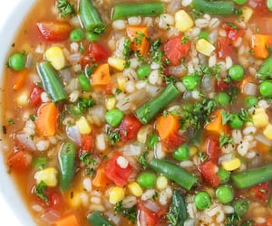healthy, vegetable, and recipe image