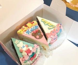 cake, dessert, and pastel image