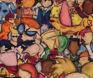2000s, 90s, and cartoon image