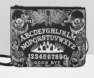 goth, ouija, and gothic image