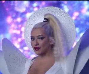 2020, christina aguilera, and grammys image