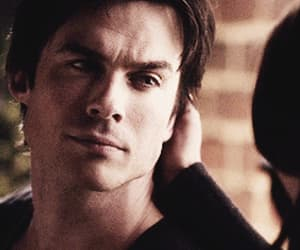 gif, ian somerhalder, and damon salvatore image