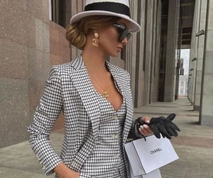 accessories, chanel, and chapeau image