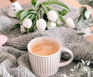 breakfast, tea time, and cafe image