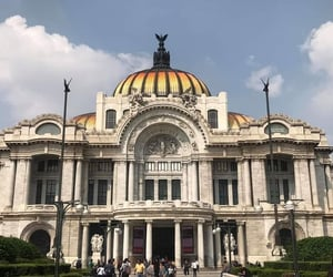 Mexico City, museum, and palacio image