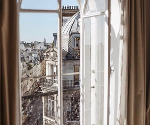 paris, travel, and architecture image