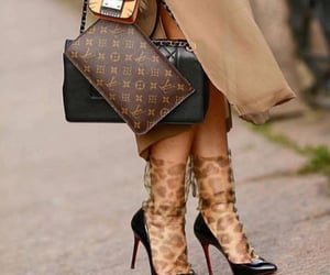 bags, chic, and brands image