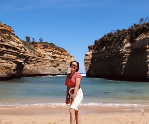 australia, Great Ocean Road, and vacation image