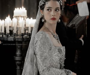 reign, adelaide kane, and beautiful image