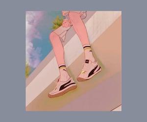 anime, colores, and martulinga image