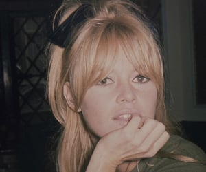 beauty and brigitte bardot image