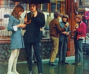 fashion, 60's, and 70's image