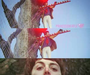 60s, Paul McCartney, and the beatles image