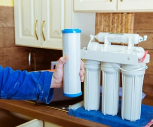 best water filter, water filter system, and clean drinking water image