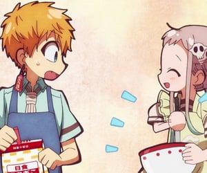 anime, anime 2020, and jibaku shounen hanako-kun image
