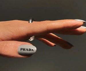 nails, Prada, and aesthetic image