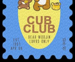 bear, editing, and kawaii image