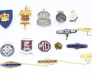 american, badges, and army image