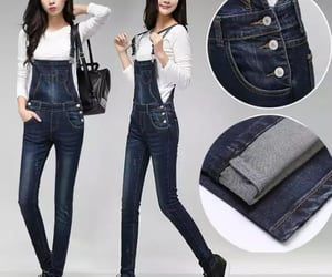 black overalls womens and overalls for women image