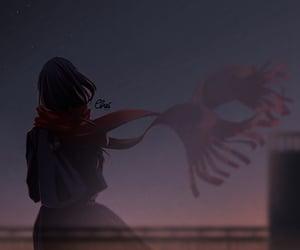 anime, mekakucity actors, and anime girl image