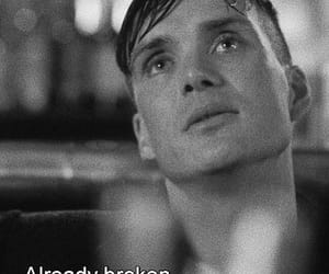 cillian murphy, heart break, and sad image