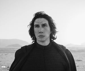 handsome, adam driver, and the rise of skywalker image