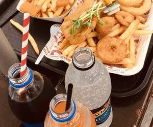 australia, chips, and coast image