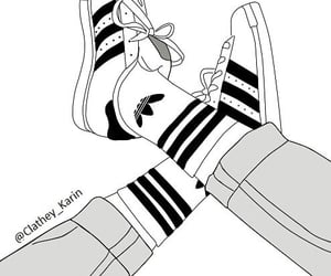 adidas, alternative, and pastel image