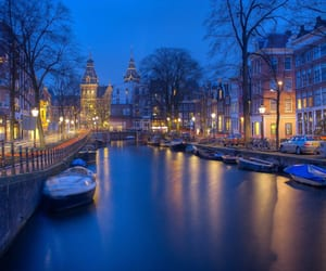 amsterdam, love, and holland image