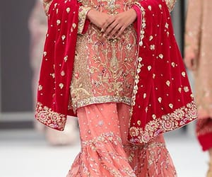 pakistani bridal dresses and indian wedding dresses image