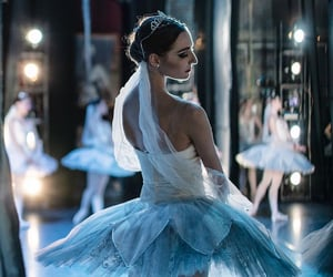 backstage, ballerina, and love image