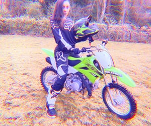 motorcycle, little mix, and ride image