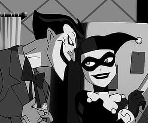 aesthetic, batman, and couple image