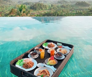 food and vacation image