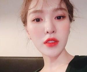 asian, korean, and pretty image