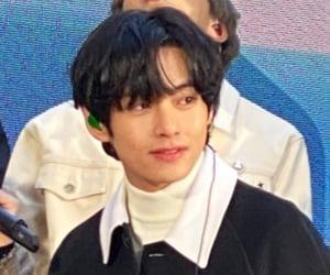 v and taehyung image