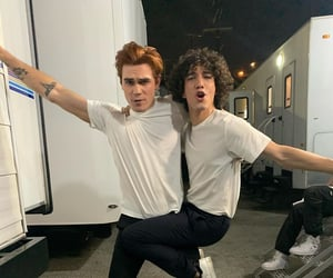 Archie, riverdale, and valerio image