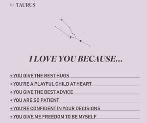 appreciation, astrology, and taurus image