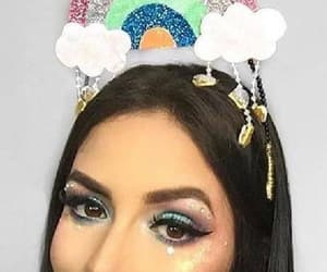 carnaval, makeup, and maquiagem image