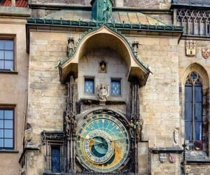 astronomical, clock, and astronomy image