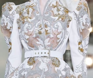 elie saab, model, and haute couture image
