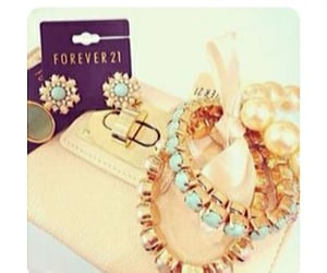 accessories, forever21, and jewelry image