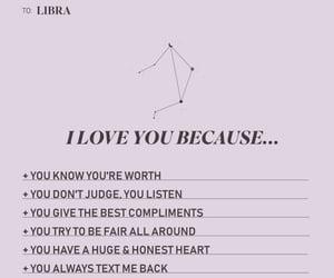 astrology, horoscope, and Libra image